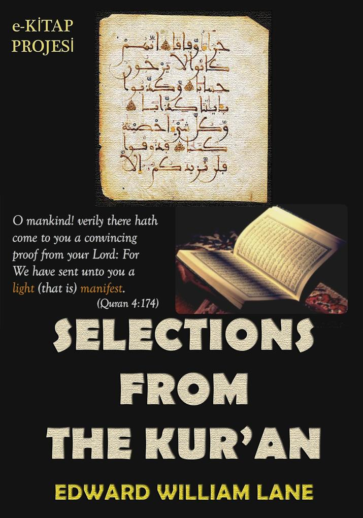 9786155564659 - Edward William Lane: Selections From The Kur-an als eBook Download von Edward William Lane - Könyv