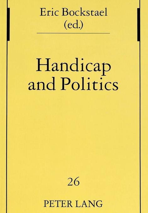 Handicap and Politics