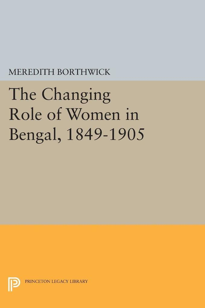 the change of role of women