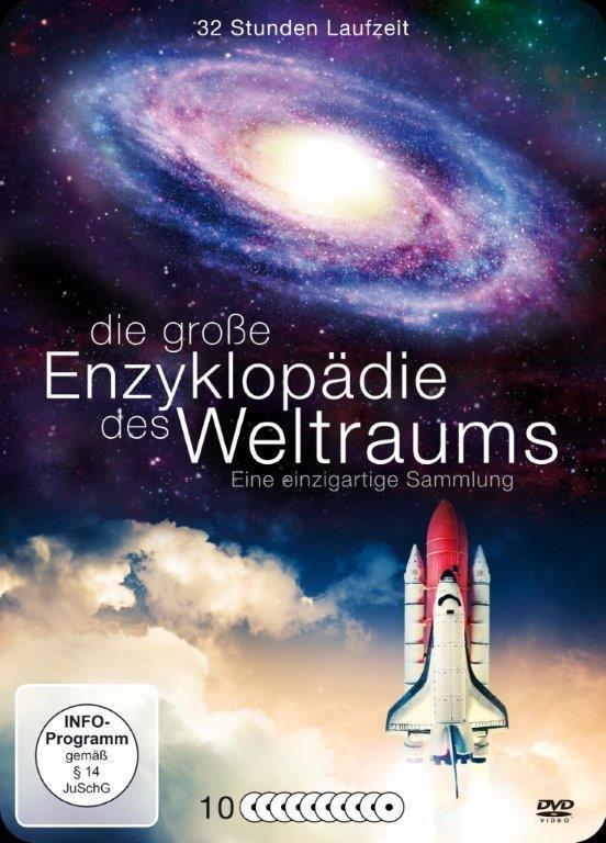Die große Enzyklopädie des Weltraums