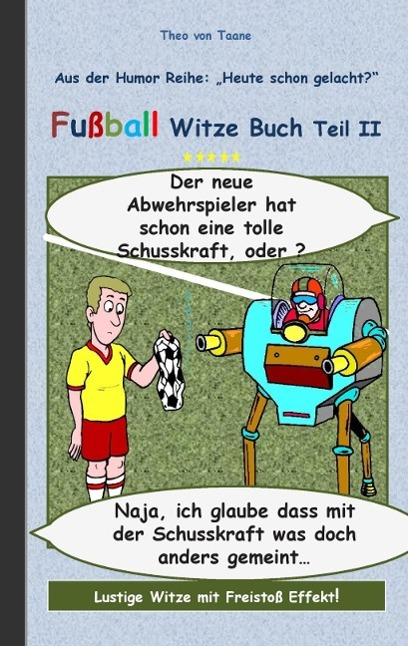 Fußball Witze Buch Teil II als eBook Download v...