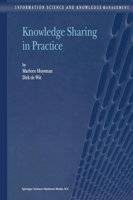 Knowledge Sharing in Practice als eBook Downloa...