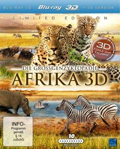 Die Grosse Enzyklopaedie Afrika 3d Box