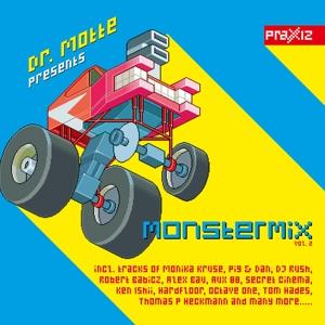 Dr.Motte Monster Mix Vol.2