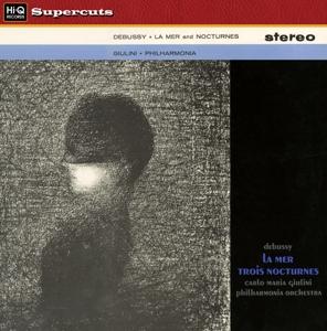 Debussy/La Mer/Trois Nocturnes