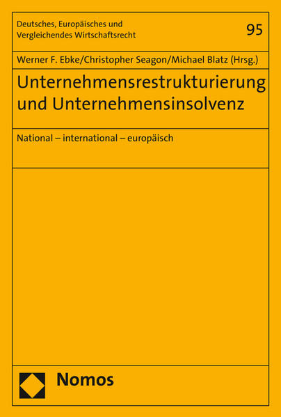 Unternehmensrestrukturierung und Unternehmensin...