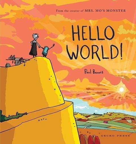 Hello World! als Taschenbuch von Paul Beavis