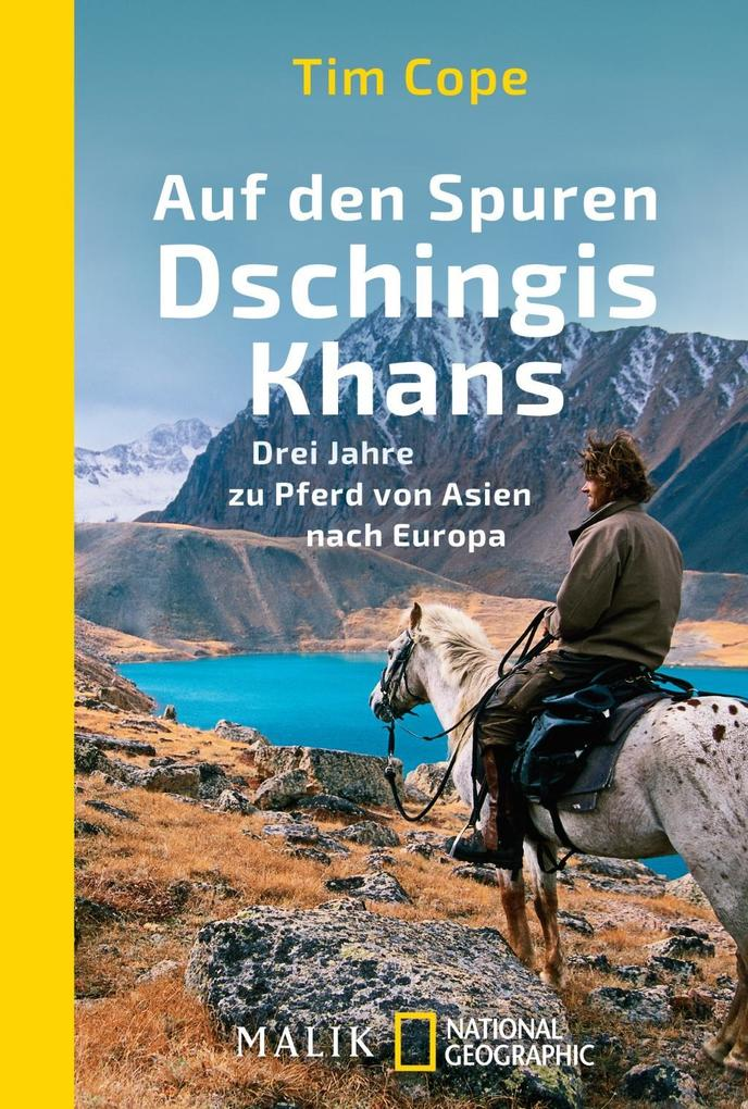 Auf den Spuren Dschingis Khans als Taschenbuch ...