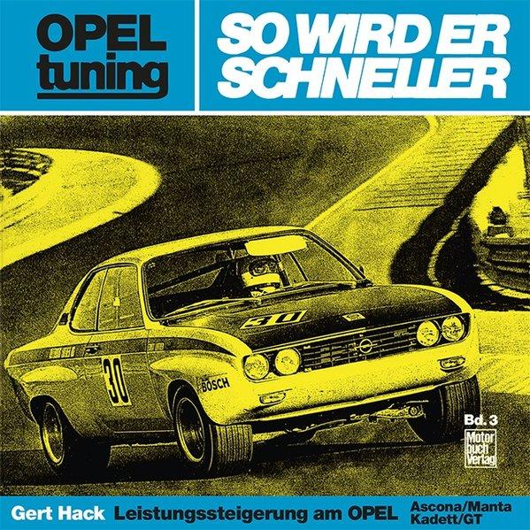 Opel tuning - So wird er schneller als Buch von...