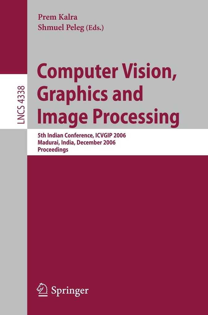 Computer Vision, Graphics and Image Processing ...
