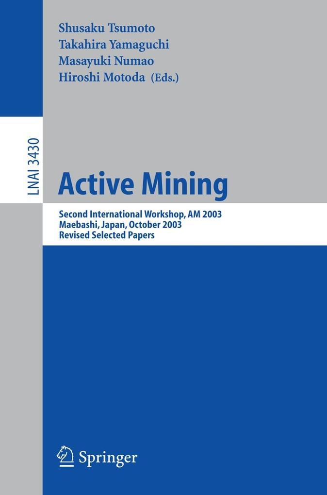 Active Mining als eBook Download von