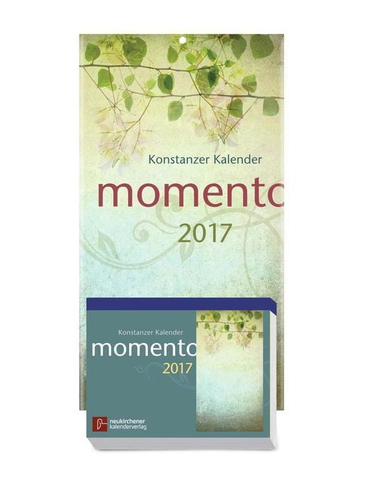 momento 2017 - Konstanzer Kalender
