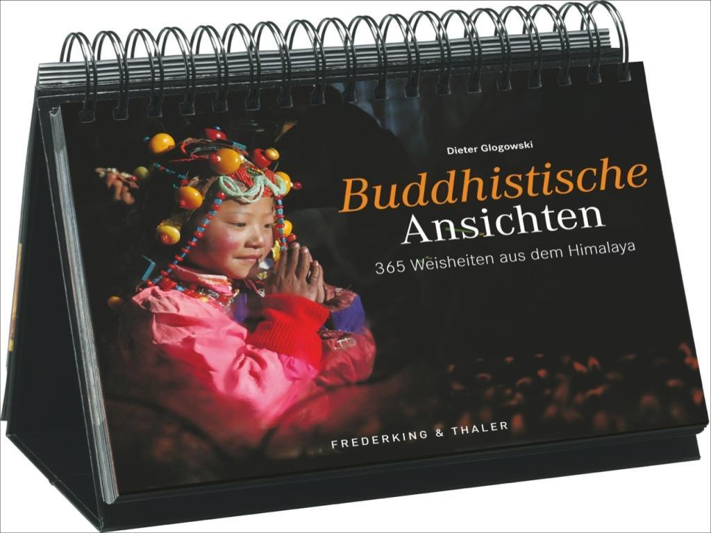 Tischaufsteller - Buddhistische Ansichten als B...