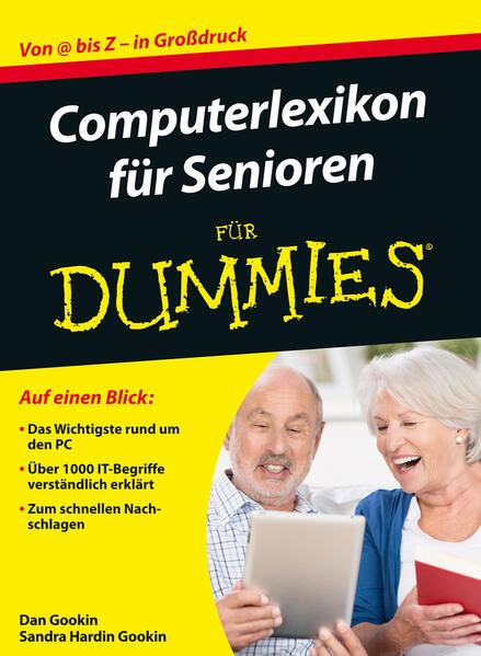 Computerlexikon für Senioren für Dummies als Bu...