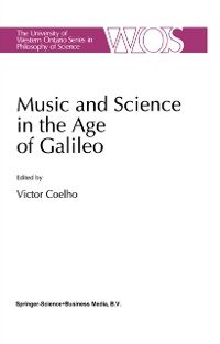 Music and Science in the Age of Galileo als eBo...