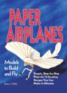 Paper Airplanes als eBook Download von Emery J ...