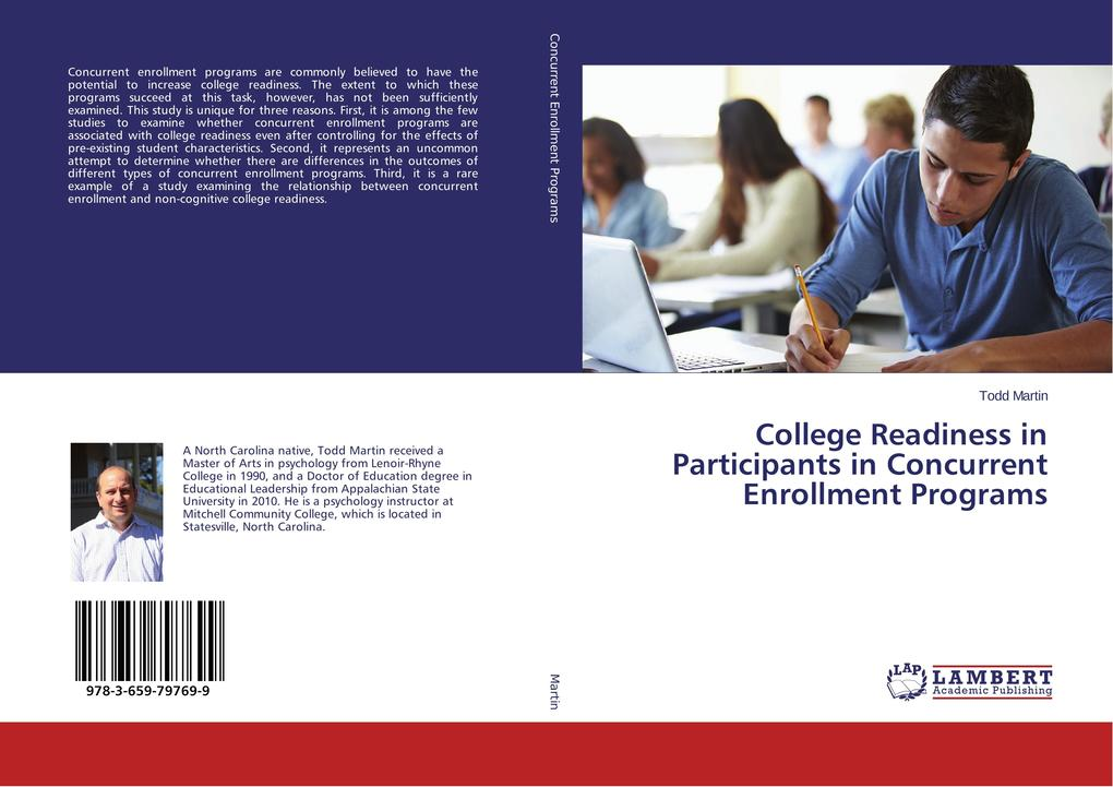 College Readiness in Participants in Concurrent...