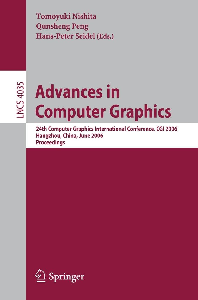 Advances in Computer Graphics als eBook Downloa...