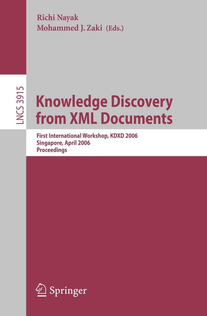 Knowledge Discovery from XML Documents als eBoo...