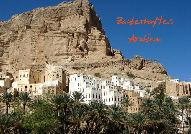 Zauberhaftes Arabien (Tischaufsteller DIN A5 qu...