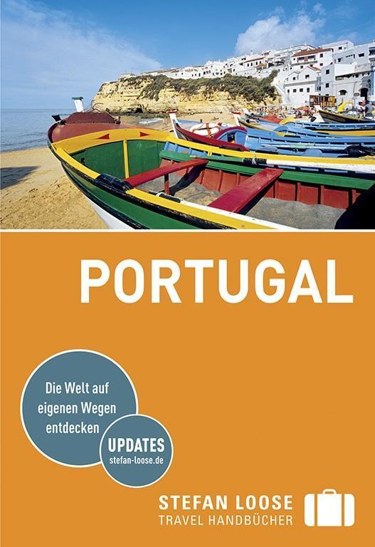 Stefan Loose Reiseführer Portugal als Buch von ...