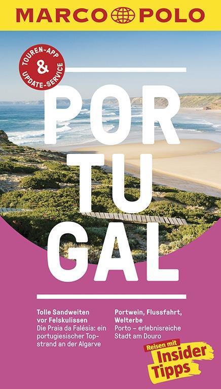 MARCO POLO Reiseführer Portugal als Buch von An...