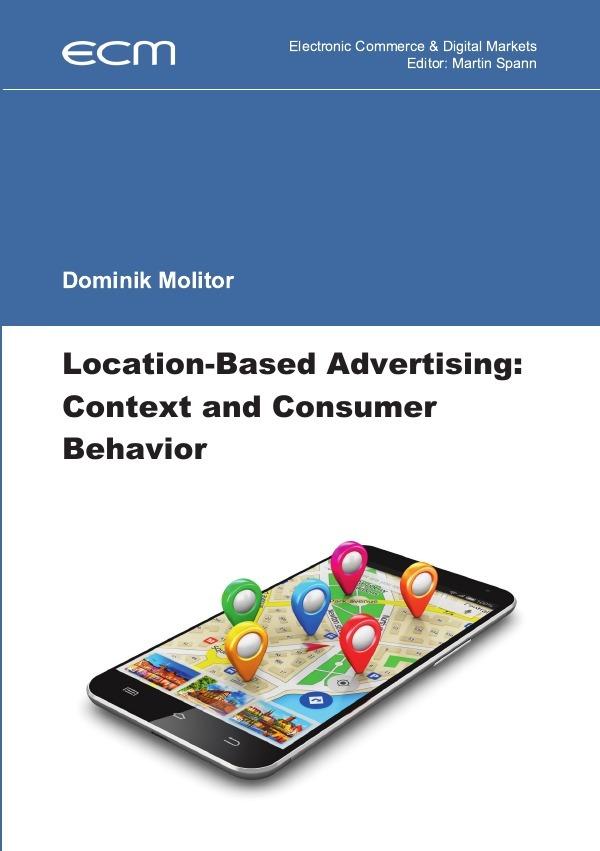 Electronic Commerce & Digital Markets / Locatio...
