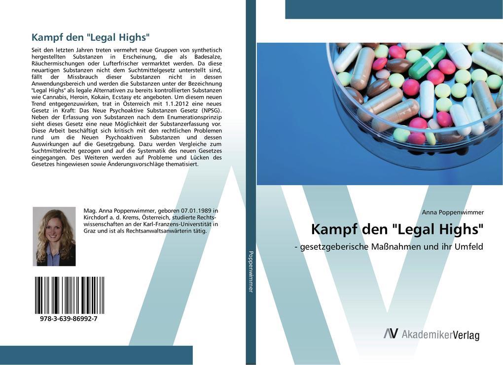 Kampf den Legal Highs