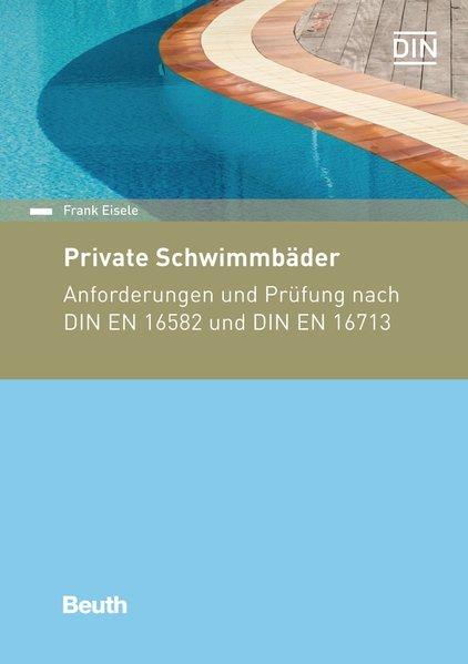 Private Schwimmbäder als Buch von Frank Eisele