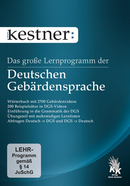 Das große Lernprogramm der Deutschen Gebärdensp...