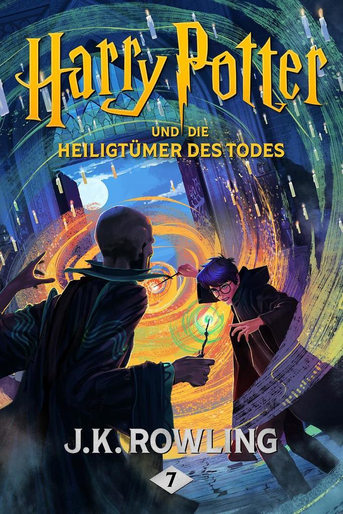 9781781102442 - J.K. Rowling: Harry Potter und die Heiligtümer des Todes als eBook Download von J.K. Rowling - Buch