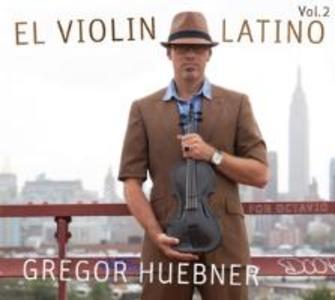 El Violin Latino Vol.2-For Octavio