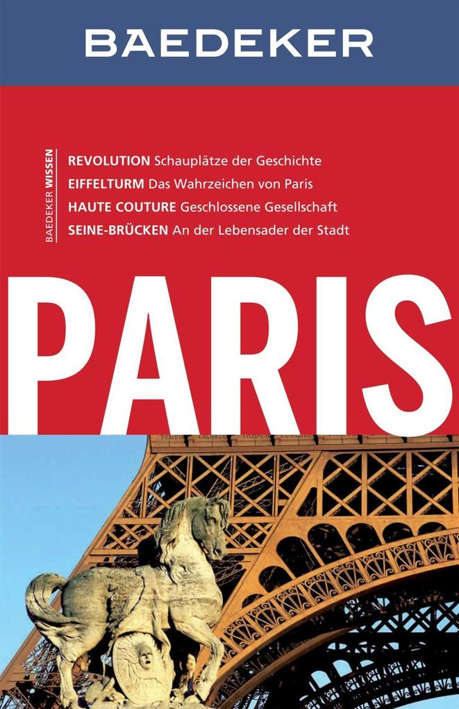Baedeker Reiseführer Paris als eBook Download von