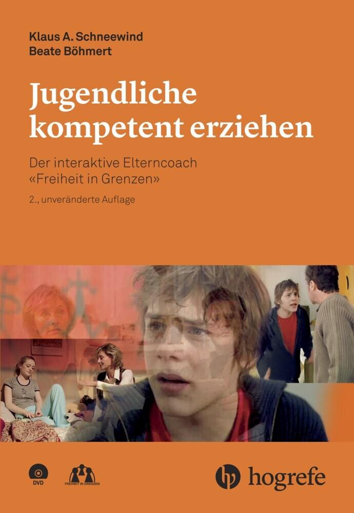 Jugendliche kompetent erziehen als Buch von Kla...
