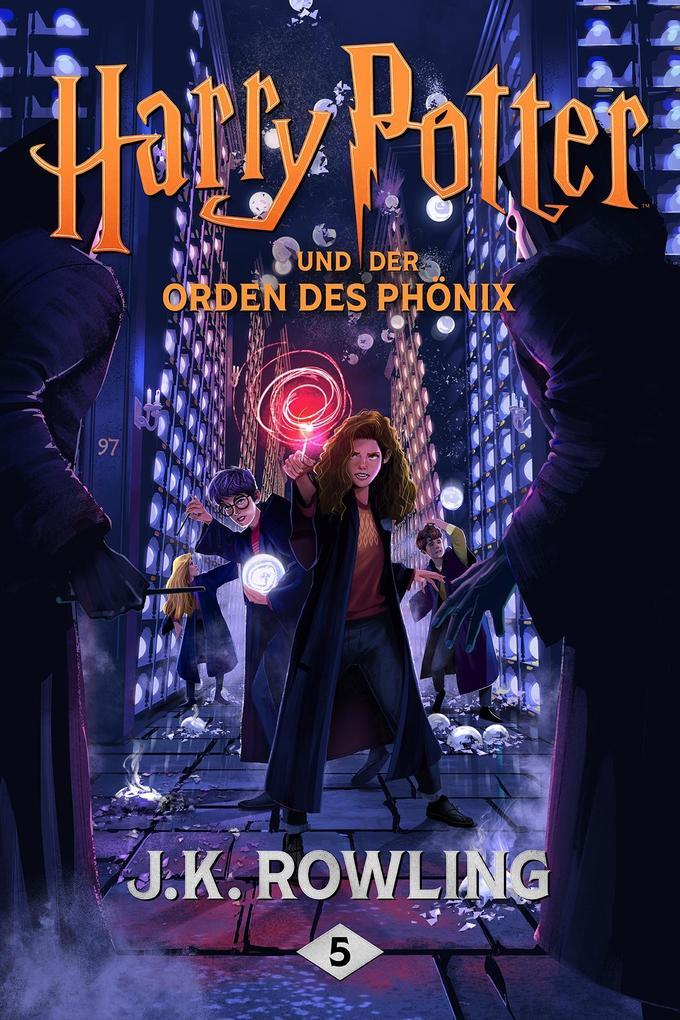 9781781100806 - J.K. Rowling: Harry Potter und der Orden des Phönix als eBook Download von J.K. Rowling - Buch