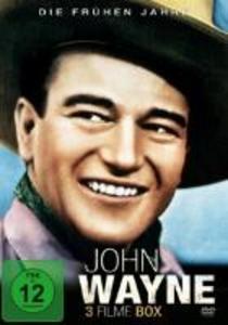John Wayne-Die frühen Jahre (3 Filme)