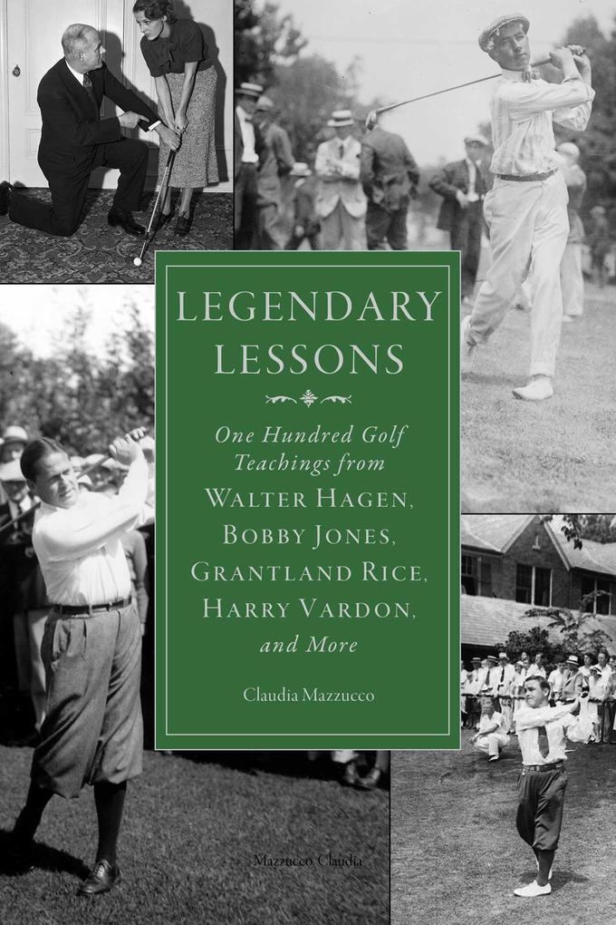 Legendary Lessons als eBook Download von