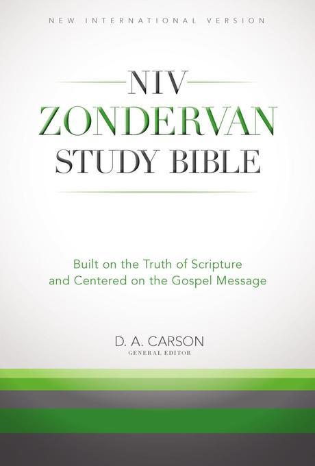 NIV Zondervan Study Bible, eBook als eBook Down...