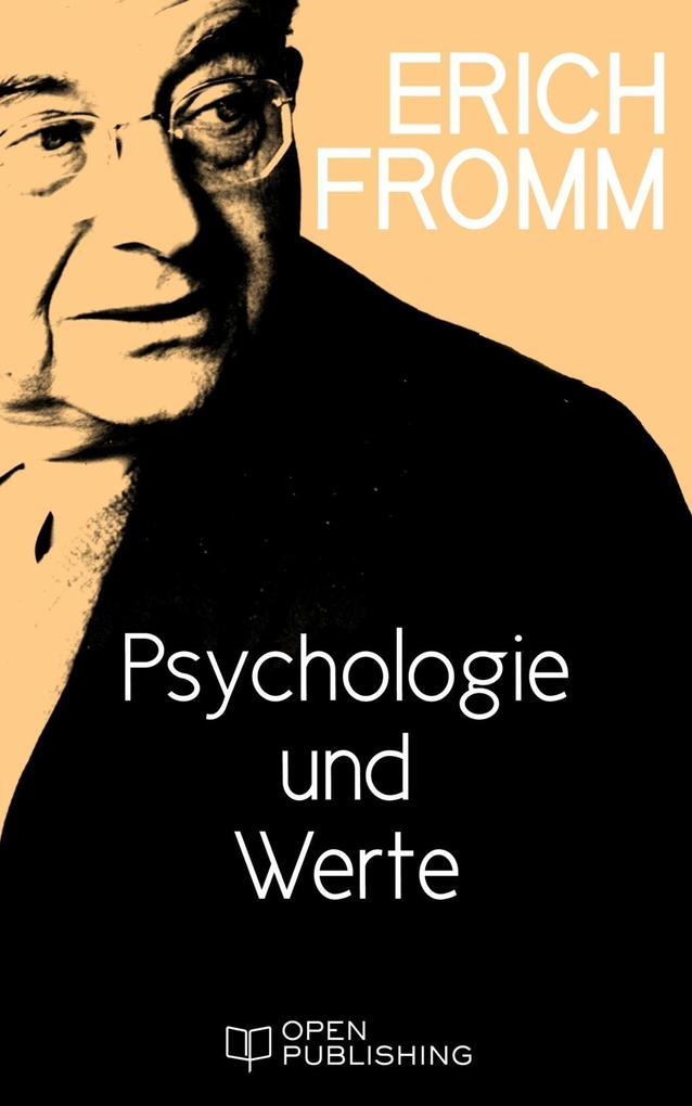Psychologie und Werte als eBook Download von Er...