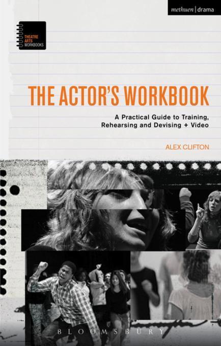 Actor´s Workbook als eBook Download von Alex Cl...