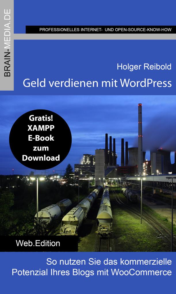 Geld verdienen mit WordPress als eBook Download...