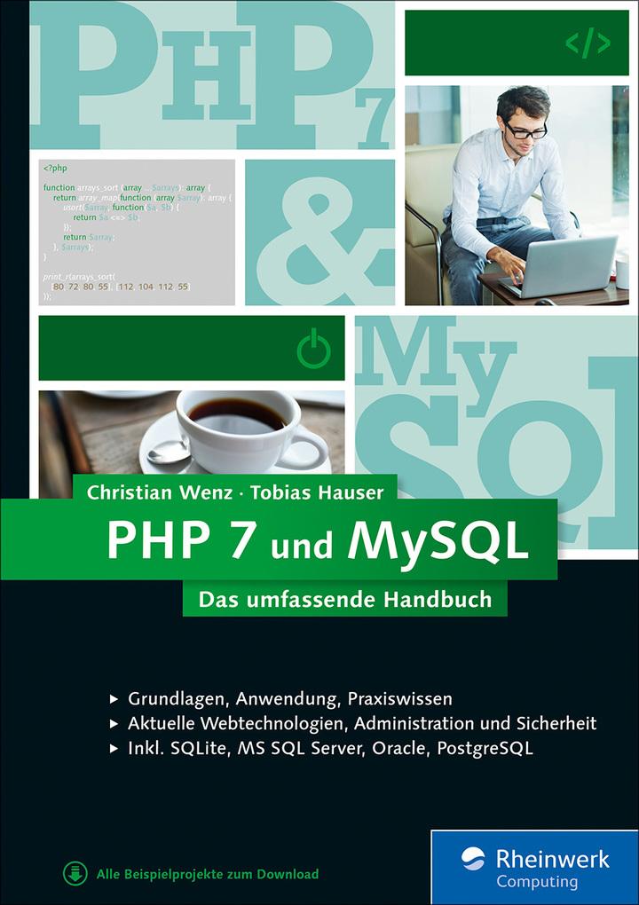 PHP 7 und MySQL als eBook Download von Christia...