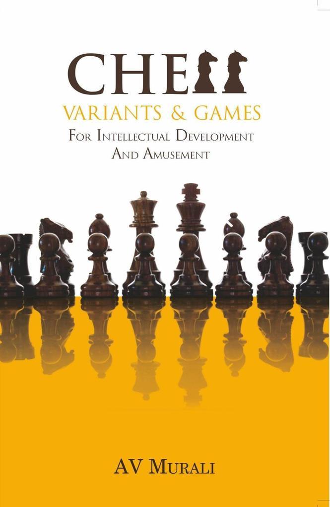 Chess Variants & Games als eBook Download von A...