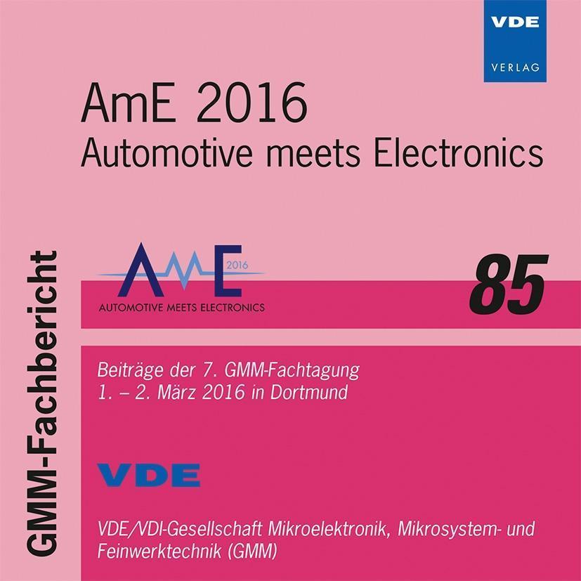 GMM-Fb. 85: AmE 2016