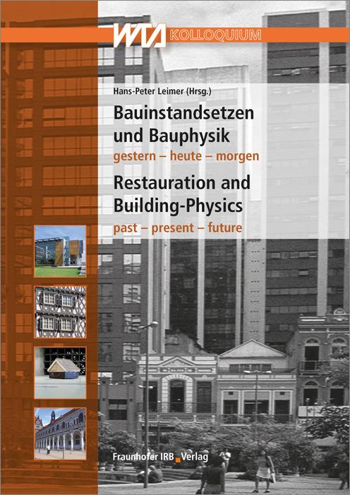 Bauinstandsetzen und Bauphysik. als Buch von