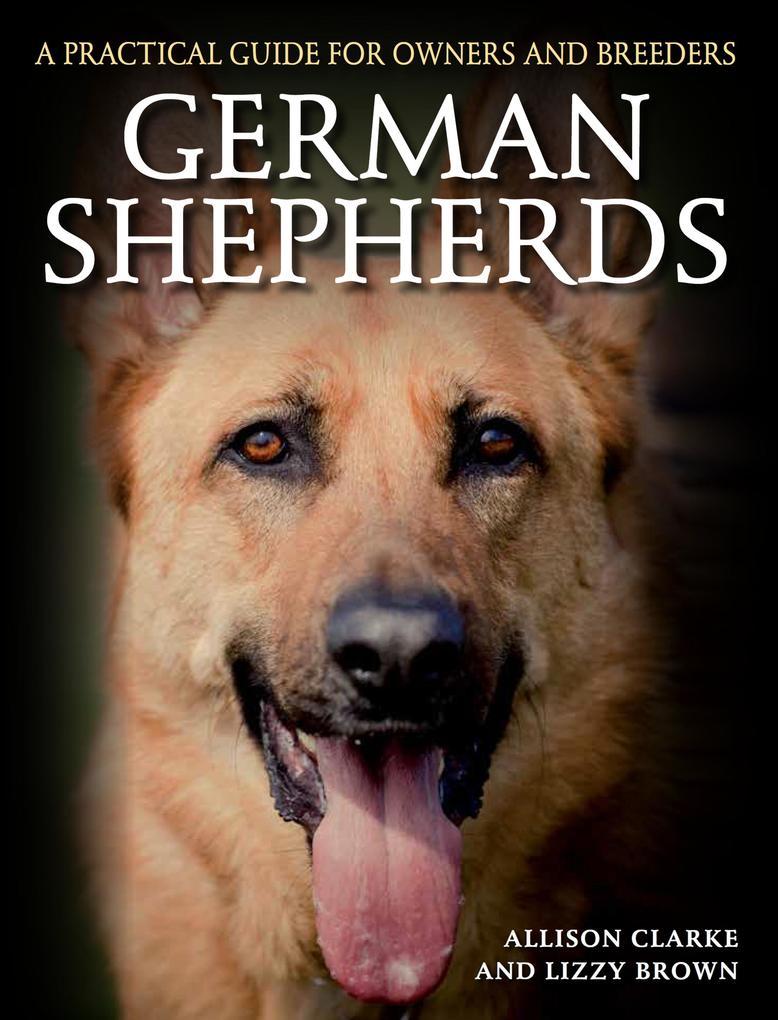 German Shepherds als eBook Download von Allison...