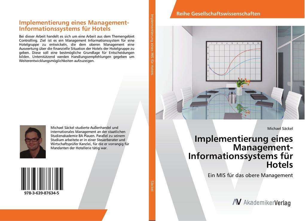 Implementierung eines Management-Informationssy...
