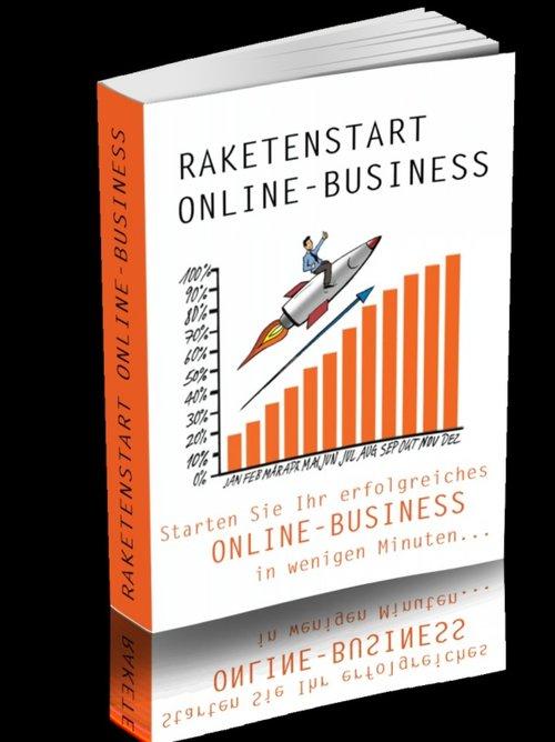 Raketentstart Online-Business als eBook Downloa...