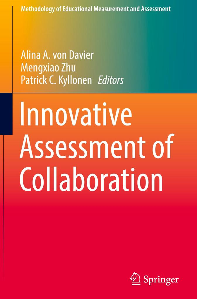 Innovative Assessment of Collaboration als Buch...