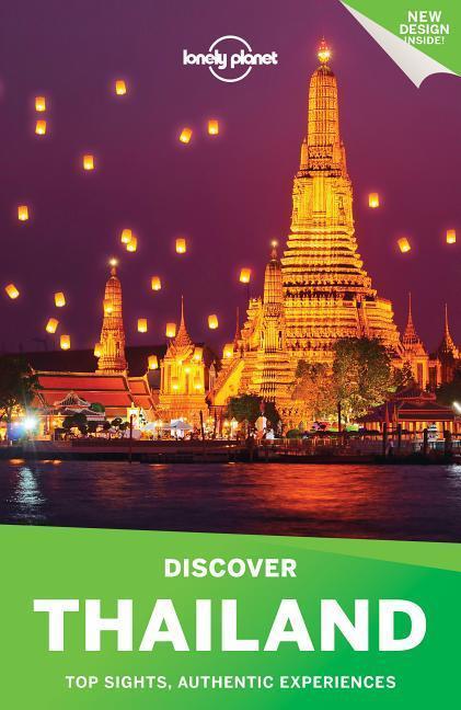 Lonely Planet Discover Thailand als Taschenbuch...